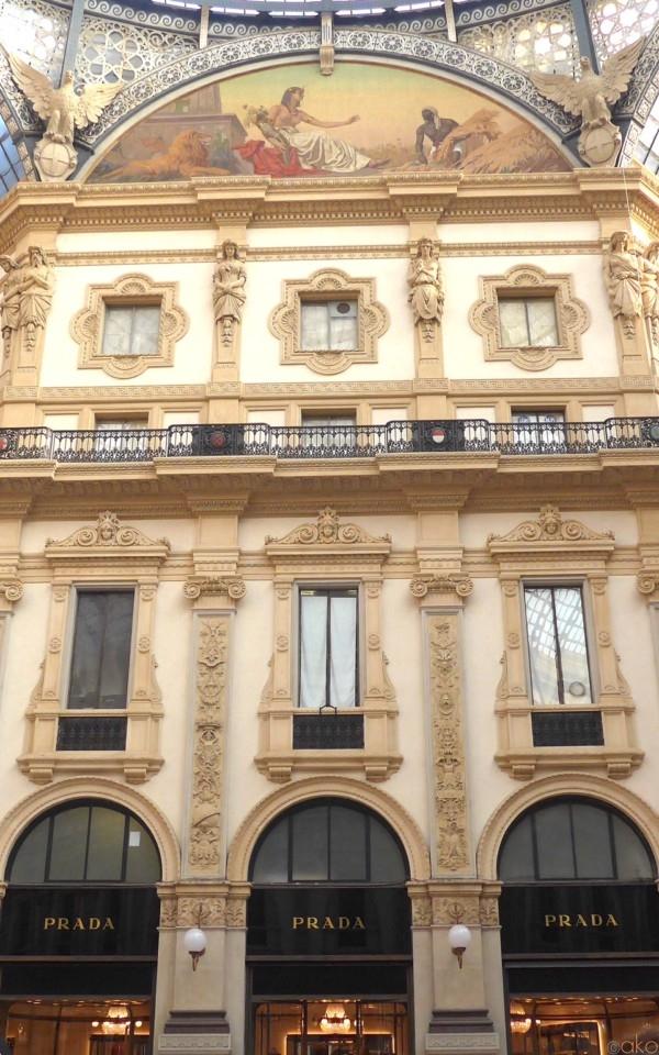 世界一美しいアーケード街♡ミラノの「ガッレリア」を徹底解剖! | イタリア観光ガイド