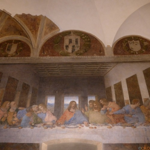 一生に一度見てほしい名画!イタリア・ミラノの「最後の晩餐」 | イタリア観光ガイド