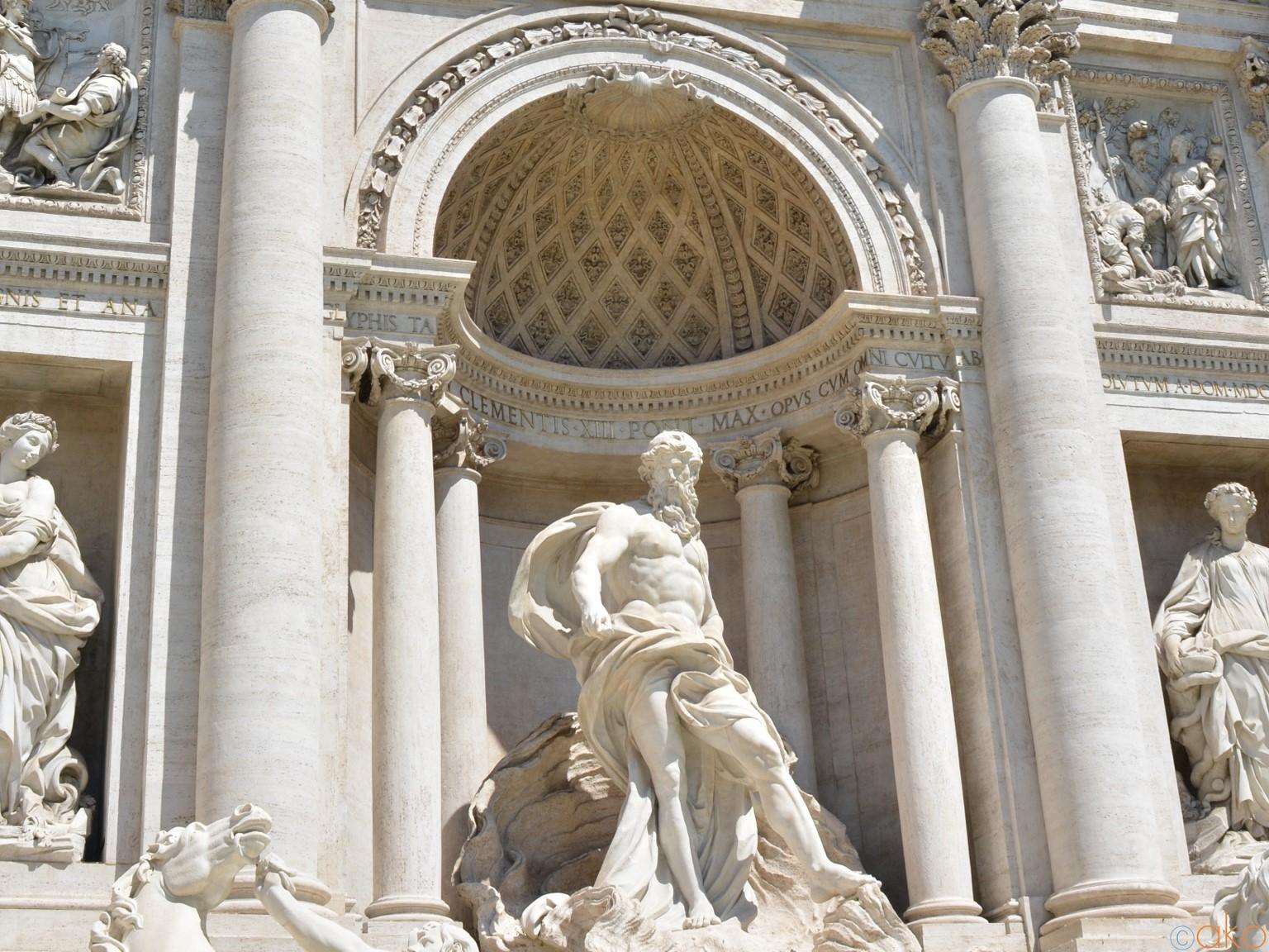 ローマといったらこれでしょ!トレヴィの泉を徹底レポート | イタリア観光ガイド