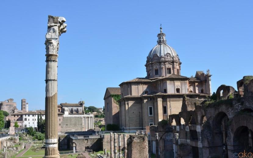 これだけは絶対!ローマ「フォロ・ロマーノ」必見ポイント5選 | トラベルダイアリー