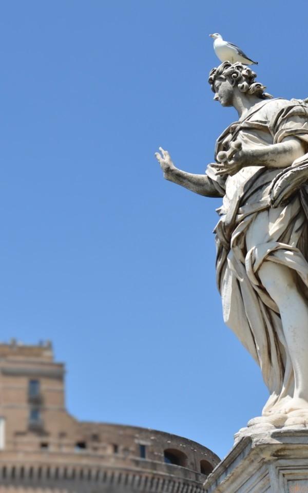 天使の住むお城。ローマ「サンタンジェロ城」の魅力とは | イタリア観光ガイド
