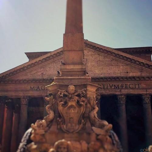 美しさにため息…ローマ「パンテオン」の魅力がとまらない! | イタリア観光ガイド