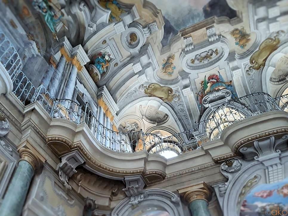 まるでおとぎ話の世界!トリノ世界遺産「ヴィラ・デラ・レジーナ」   イタリア観光ガイド