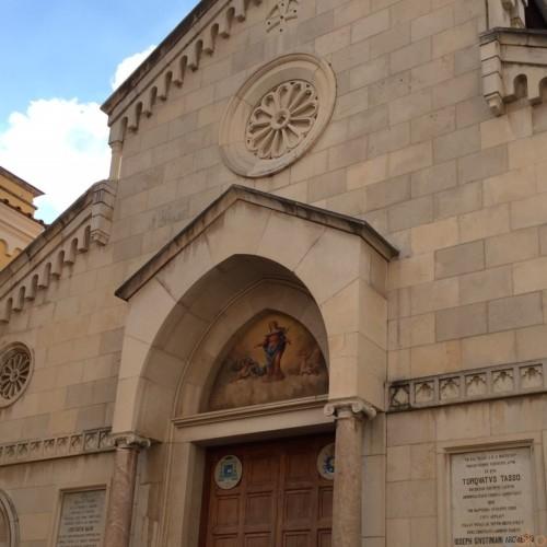 ソレントのシンボル!サンティ・フィリッポ・エ・ジャコモ教会| トラベルダイアリー