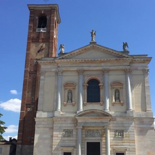 ミラノ近郊ガッララーテ、サンタ・マリア・アッスンタ聖堂探訪★| イタリア観光ガイド