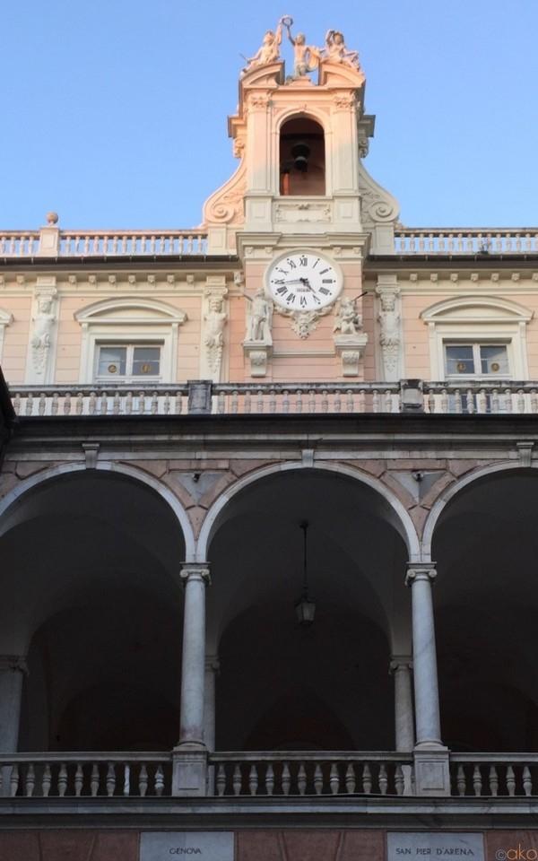 3つの顔を持つ魅惑の世界!ジェノヴァ、ドーリア・トゥルシ宮殿| イタリア観光ガイド