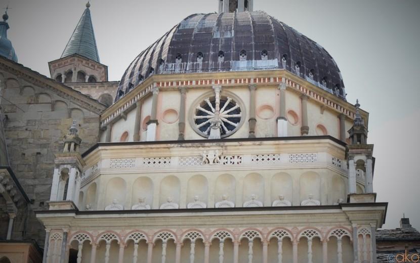 思わずうっとり!ベルガモ、コッレオーニ礼拝堂に行ってみて♪|イタリア観光ガイド