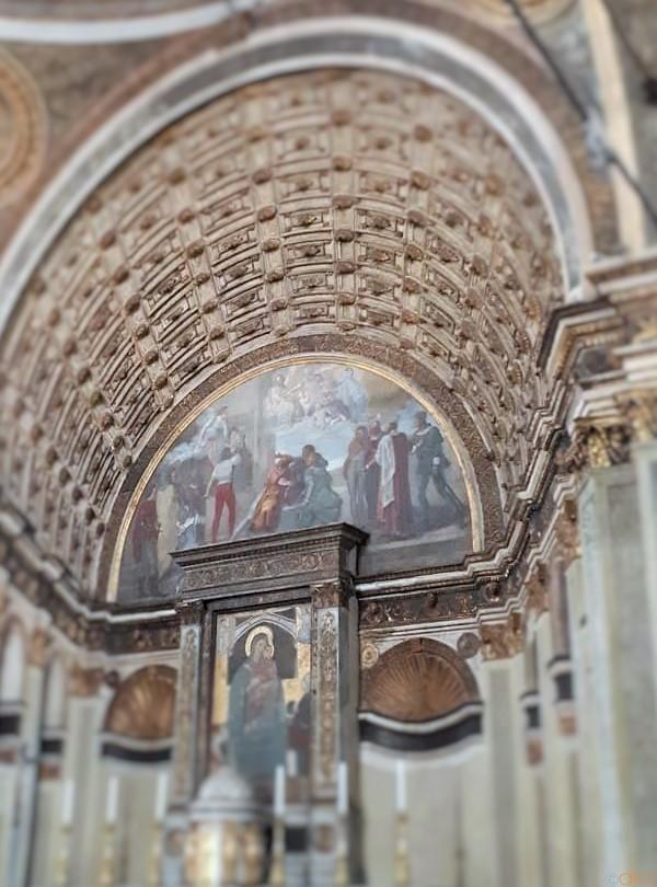 思わず唖然!ミラノ、サンタ・マリア・プレッソ・サン・サティロ教会|イタリア観光ガイド