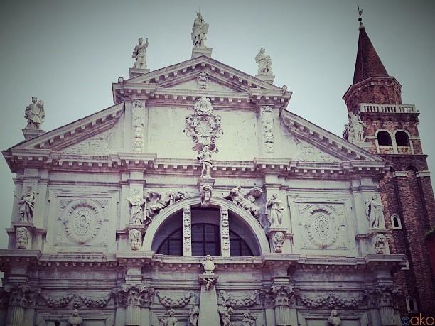ヴェネツィア、サン・モイゼ教会が見逃せない!| イタリア観光ガイド