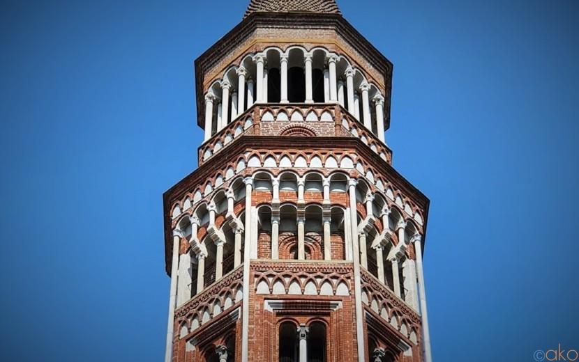 八角形の塔が目印!ミラノ、サン・ゴッタルド・イン・コルテ教会|イタリア観光ガイド