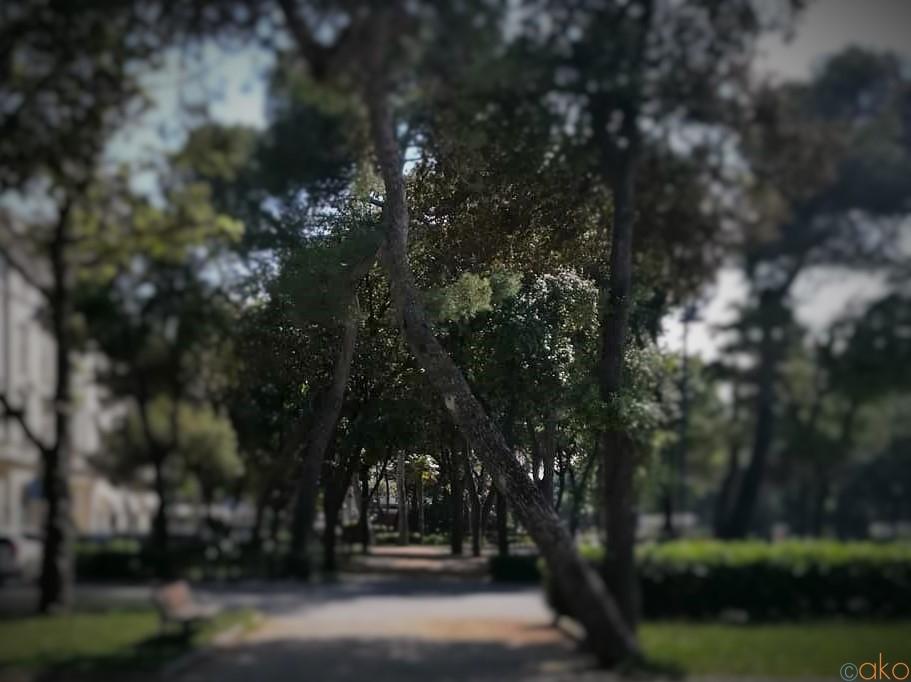 映画ファンもそうでなくても!リミニ、フェデリコ・フェリーニ公園 イタリア観光ガイド