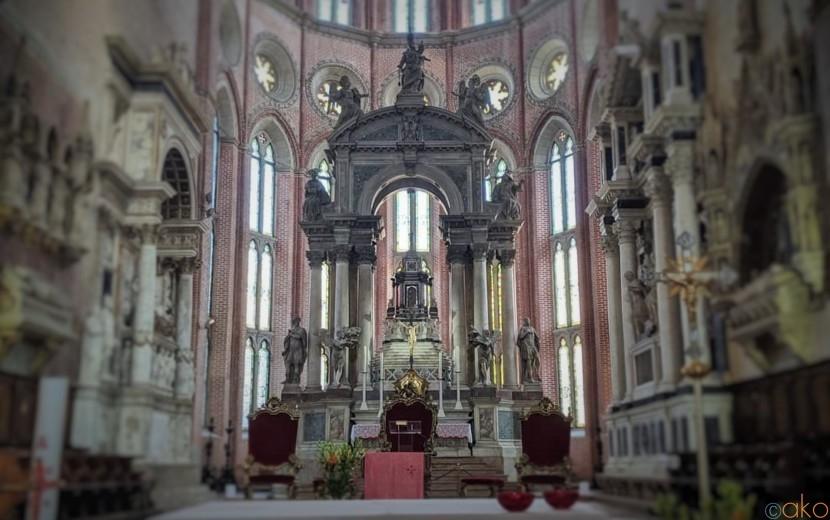 ヴェネツィア、サンティ・ジョヴァンニ・エ・パオロ聖堂の魅力| イタリア観光ガイド