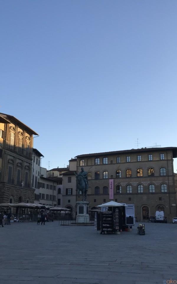 この広場に行かずしてフィレンツェは語れない!シニョリーア広場|イタリア観光ガイド