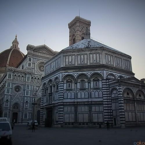 見てびっくり、知って納得、フィレンツェ・サン・ジョヴァンニ洗礼堂| イタリア観光ガイド