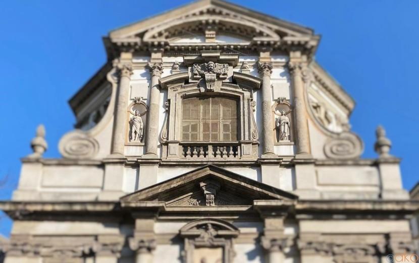 絶対立ち寄って欲しい!ミラノ、サン・ジュゼッペ教会|イタリア観光ガイド