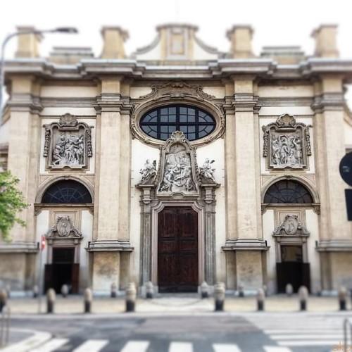 ミラノで2番目に凄い!サンタ・マリア・デッラ・パッシオーネ教会|イタリア観光ガイド