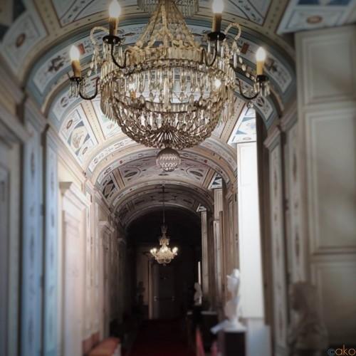 郊外に潜む世界遺産!秘密のお屋敷、トリノ、ラッコニージ城|イタリア観光ガイド