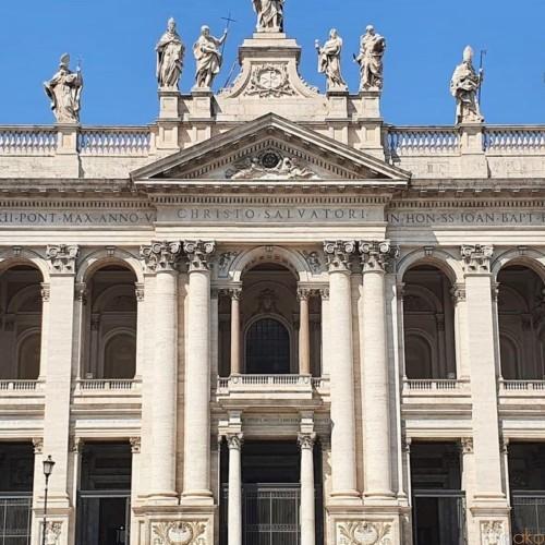 ローマで最も古い教会、サン・ジョバンニ・イン・ラテラノ大聖堂| イタリア観光ガイド