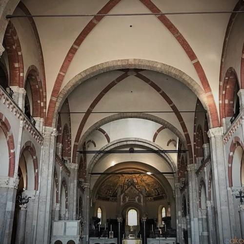 ミラノの歴史の重厚感たっぷり!サンタンブロージョ教会|イタリア観光ガイド