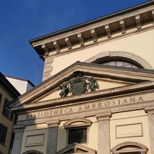美術館全体が一大アート!ミラノ、アンブロジアーナ絵画館|イタリア観光ガイド