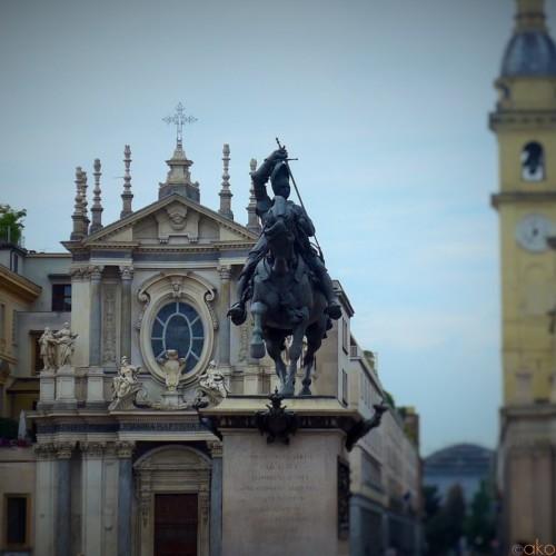 見所がぎゅっと濃縮してる!トリノ、サンタ・クリスティーナ教会|イタリア観光ガイド