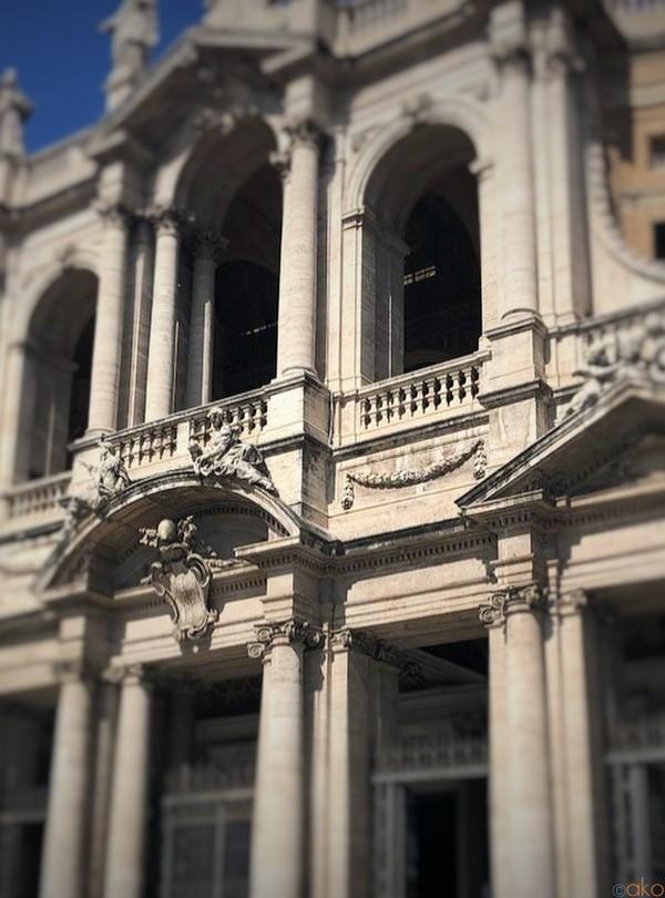 行くほどに感動増大!ローマ、サンタ・マリア・マッジョーレ大聖堂|イタリア観光ガイド