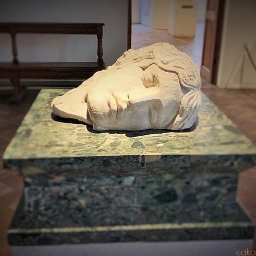 宮殿の中でのんびり彫刻鑑賞♪ローマ、アルテンプス宮|イタリア観光ガイド