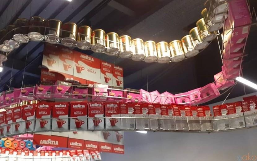 イタリアと言えばコーヒーでしょ!トリノ、ラバッツァ博物館|イタリア観光ガイド
