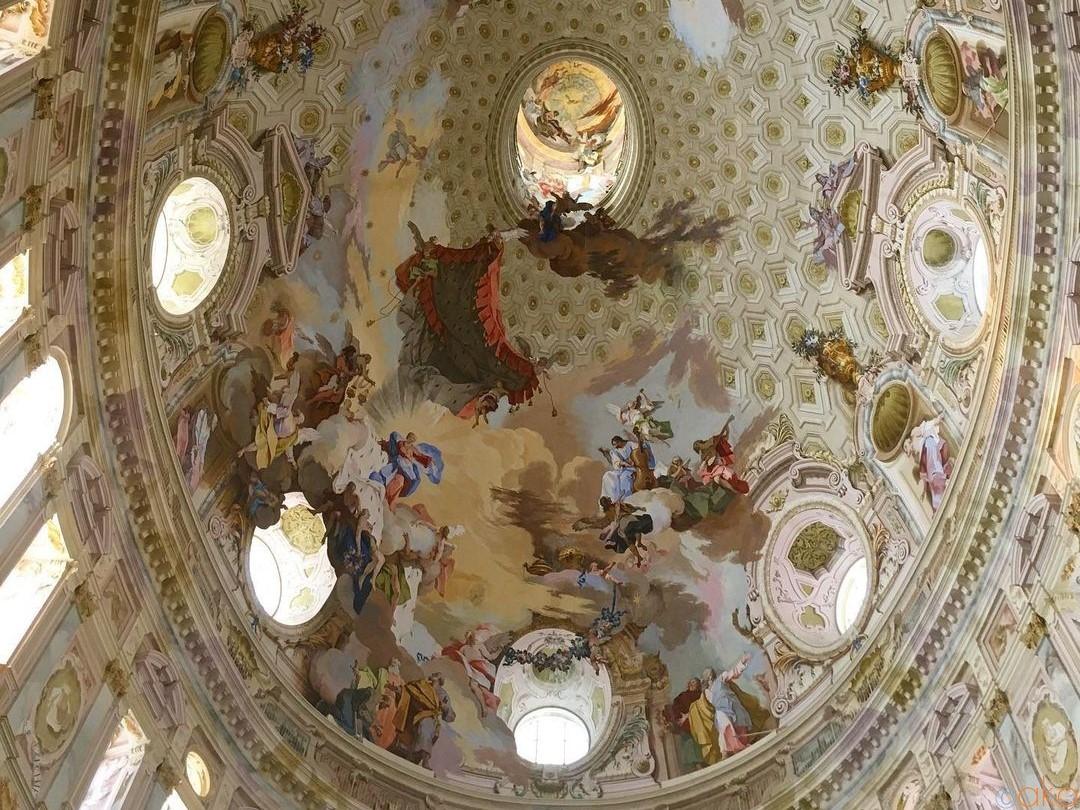 わざわざ行きたい名教会 in ピエモンテ州、ヴィコフォルテ教会|イタリア観光ガイド