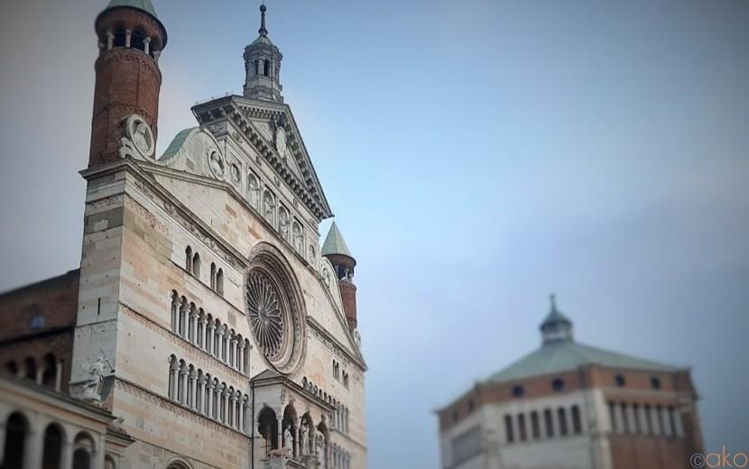 イタリアナンバーワンの鐘楼を持つ、クレモナ大聖堂|イタリア観光ガイド