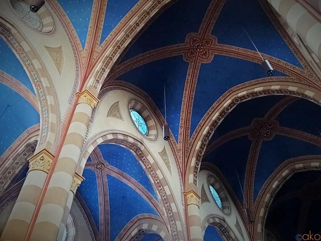 まるでプラネタリウムみたい!アルバ、サン・ロレンツォ大聖堂|イタリア観光ガイド