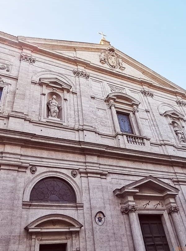 ローマでフランス旅行!?サン・ルイジ・デイ・フランチェージ教会|イタリア観光ガイド