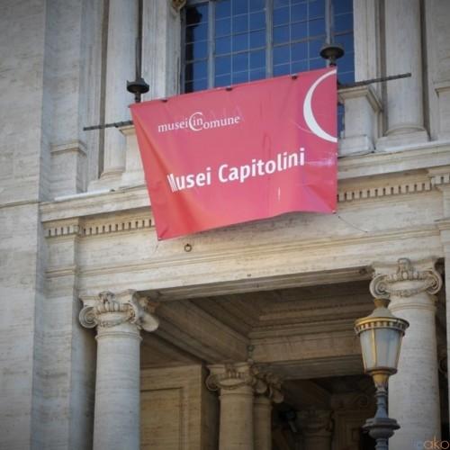 ローマらしさ満点!カピトリーノ美術館に行ってみた!|イタリア観光ガイド
