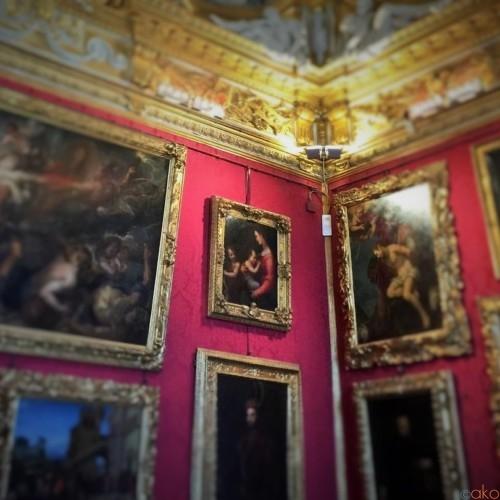 名画に触れてエナジーチャージ!フィレンツェ、パラティーナ美術館|イタリア観光ガイド