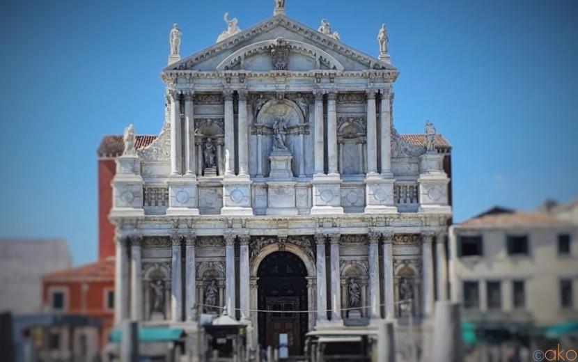 寄らずに帰れない!ヴェネツィア、サンタ・マリア・ディ・ナザレ教会|イタリア観光ガイド