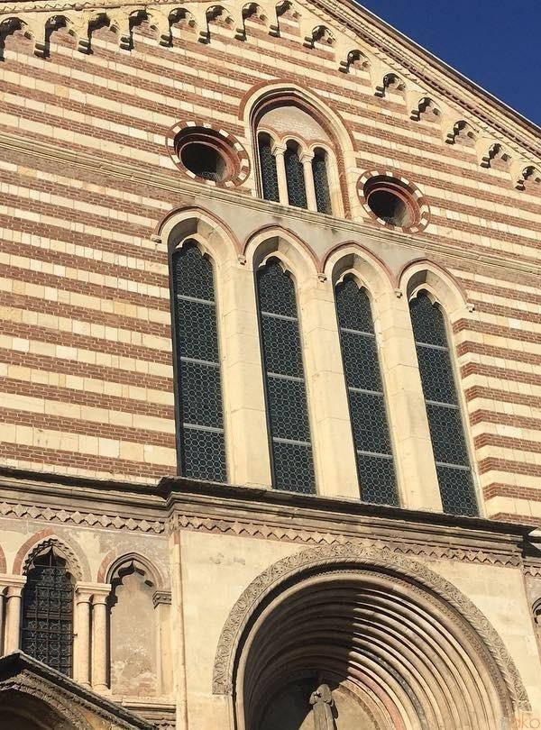1か所で2度感動。ヴェローナ、サン・フェルモ・マッジョーレ教会|イタリア観光ガイド