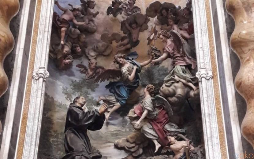 360度豪華!ジェノヴァ、サンティッシマ・アヌンツィアータ教会|イタリア観光ガイド