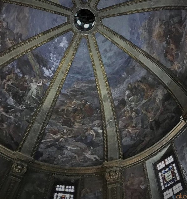 わざわざ立ち寄りたい!ミラノ、サン・セバスティアーノ教会|イタリア観光ガイド