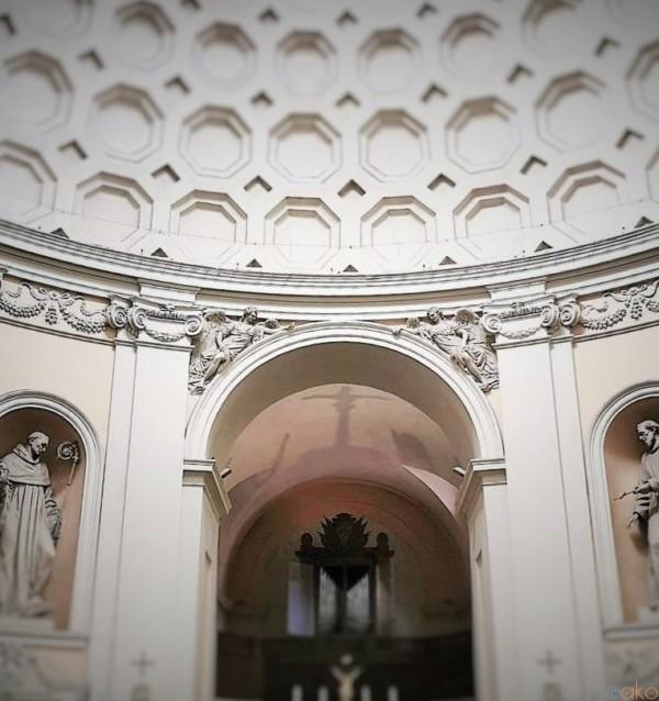 大浴場を再利用!ローマ、サン・ベルナルド・アッレ・テルメ教会|イタリア観光ガイド