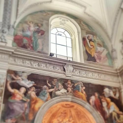女子力アップ!?ローマ、サンタ・マリア・デッラ・パーチェ教会|イタリア観光ガイド