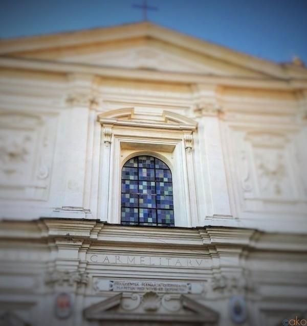 朝のお散歩にも◎ローマ、サン・マルティーノ・アイ・モンティ教会|イタリア観光ガイド