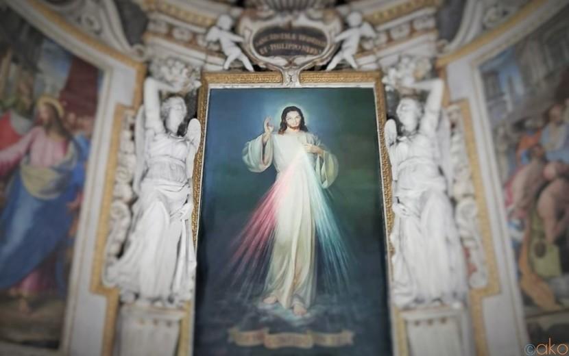 バチカンからスグ!ローマ、サント・スピリト・イン・サッシァ聖堂|イタリア観光ガイド