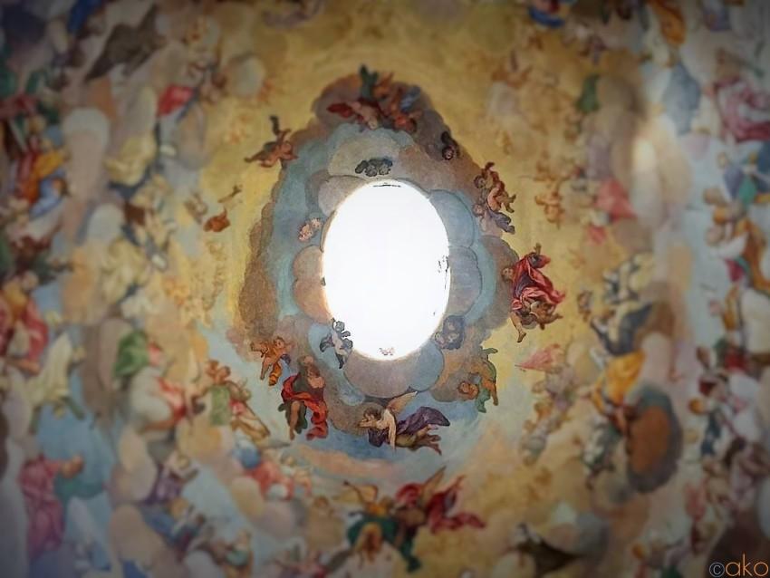 天井画が見事!北イタリア アルバのサンタ・マリア・マッダレーナ教会|イタリア観光ガイド