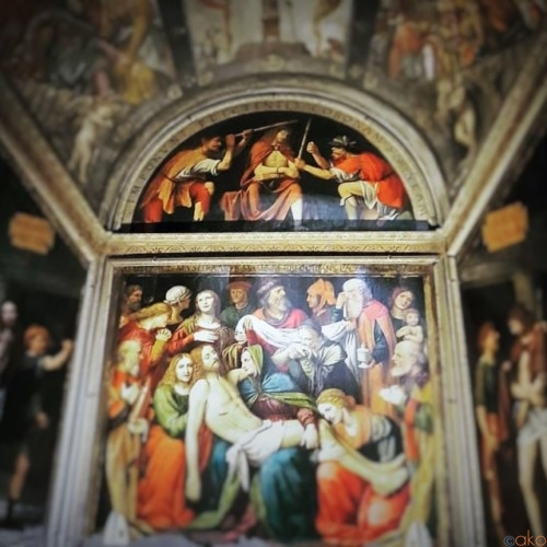 礼拝堂が魅力!ミラノ、サン・ジョルジョ・アル・パラッツォ教会|イタリア観光ガイド