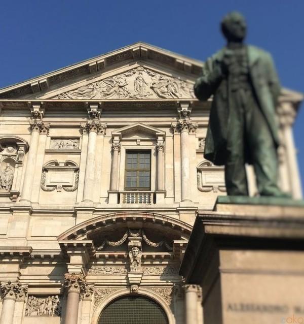 好アクセス!ミラノ、サン・フェデレ教会でたっぷり美術鑑賞|イタリア観光ガイド