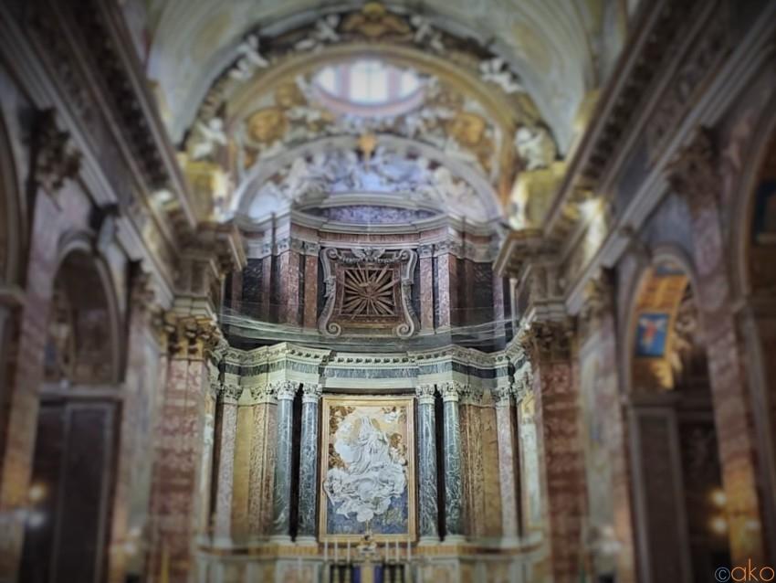 トラヤヌスの市場のスグお隣!ローマ、マグナナポリの聖カタリナ教会|イタリア観光ガイド