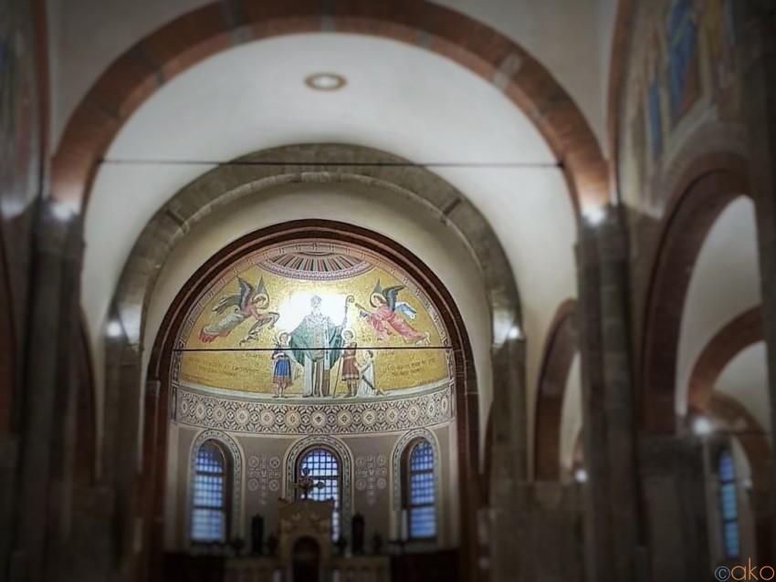 あの世界名作劇場の聖地!ミラノ、サン・バビラ教会|イタリア観光ガイド