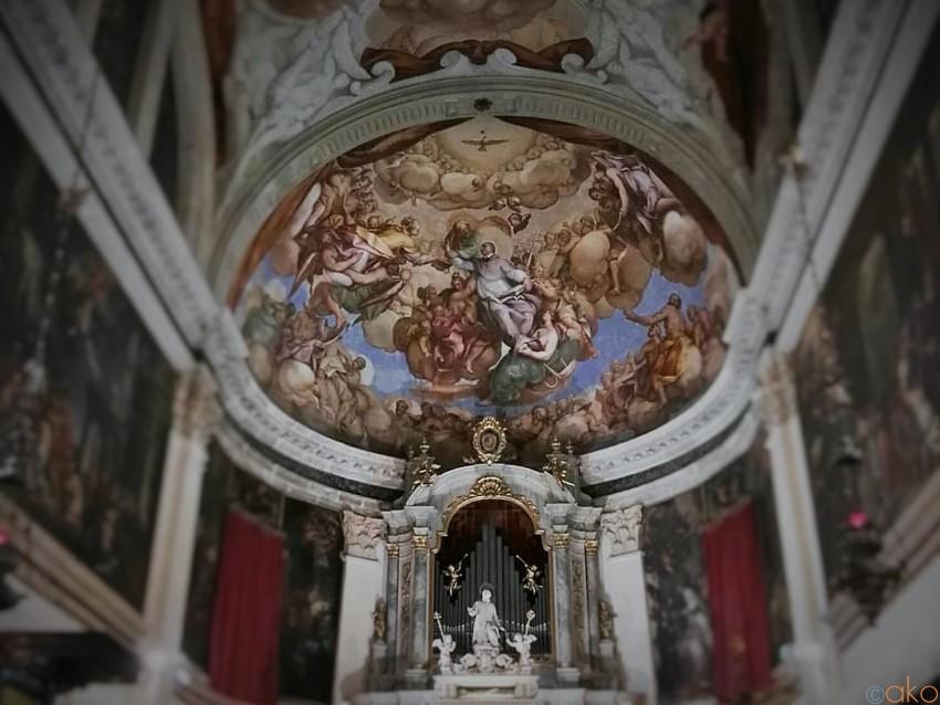 ヴェネツィアの旧ドゥオーモ、サン・ピエトロ・ディ・カステッロ聖堂|イタリア観光ガイド