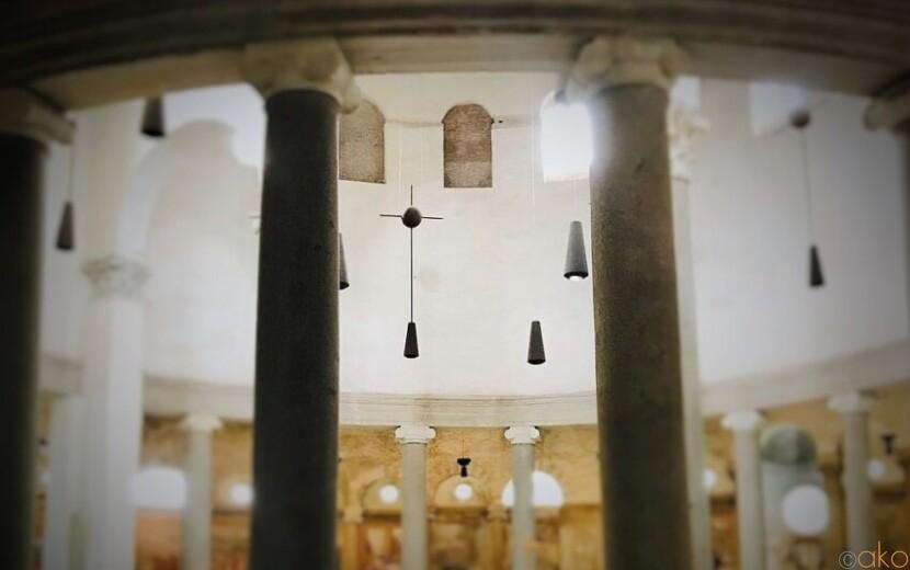 斬新な形に大興奮!ローマ、サント・ステファノ・ロトンド教会|イタリア観光ガイド
