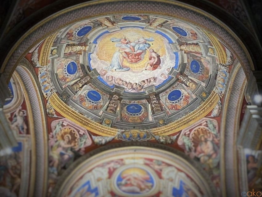 ローマ、サン・ジローラモ・デイ・クロアティ教会で絵画にどっぷり!|イタリア観光ガイド